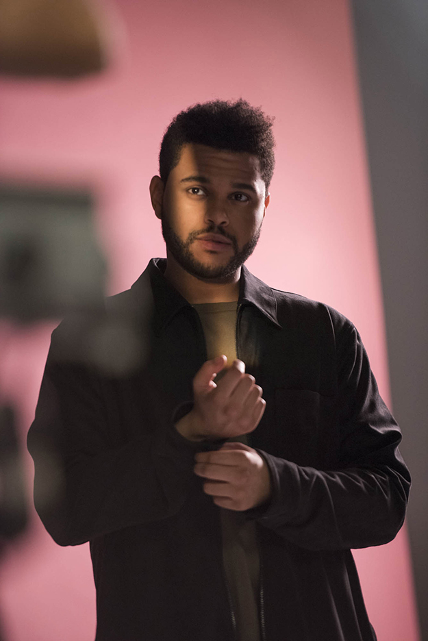 The Weeknd для H&M