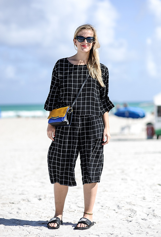 Street style с ярмарки Art Basel Miami Beach 2014 (фото 7)