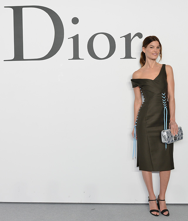 Guests Christian Dior show rre-fall 2015 in Tokyo (photo 4)