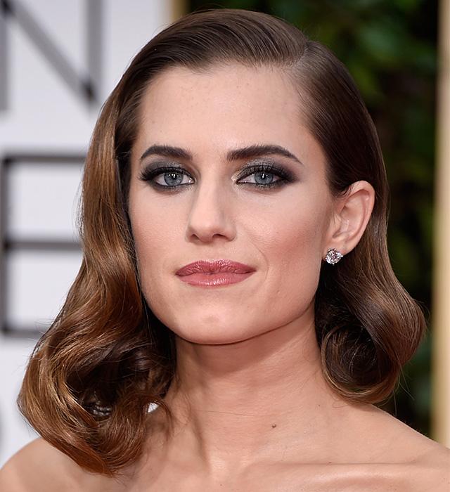 """10 migliori beauty-immagini dal tappeto rosso del """"Golden Globe"""" (8 foto)"""