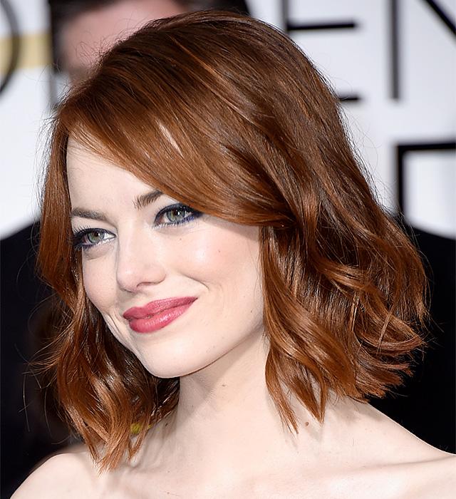 """10 migliori beauty-immagini dal tappeto rosso del """"Golden Globe"""" (foto 4)"""