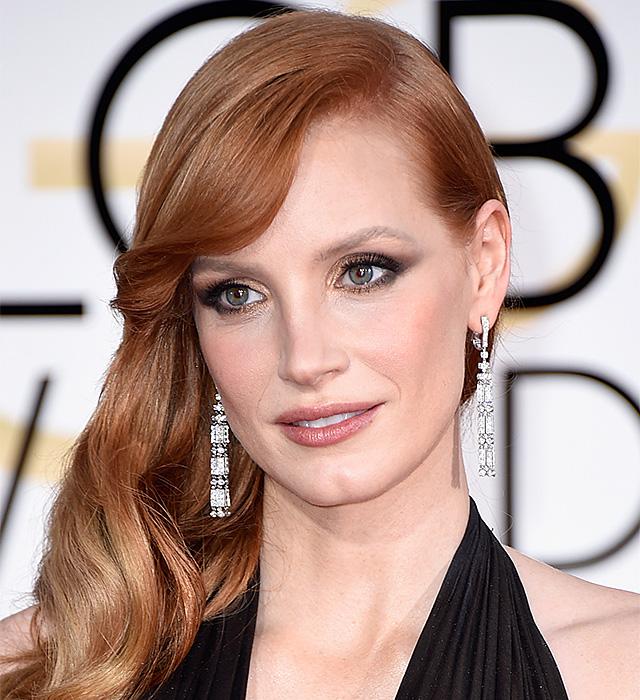 """10 migliori beauty-immagini dal tappeto rosso del """"Golden Globe"""" (foto 1)"""