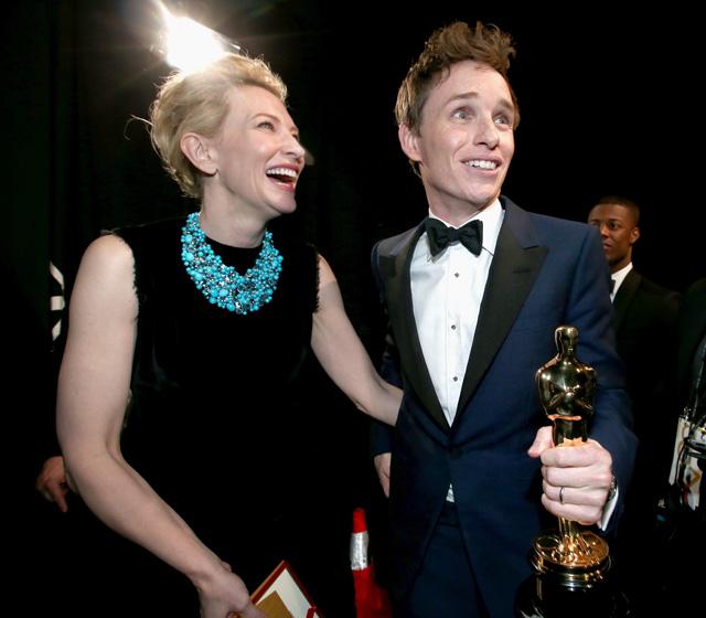 """Oscar-2015"": la cerimonia e vincitori (foto 5)"