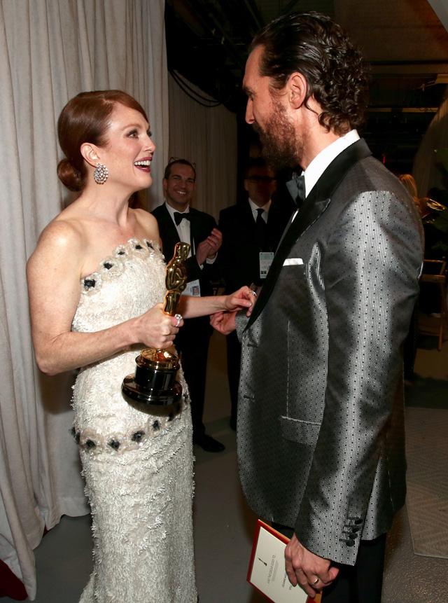 """Oscar-2015"": la cerimonia e vincitori (foto 9)"