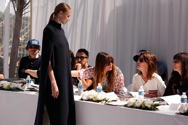 Модный мастер-класс от Карла Лагерфельд (фото 6)
