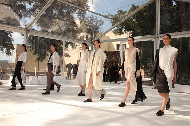 Модный мастер-класс от Карла Лагерфельд (фото 4)