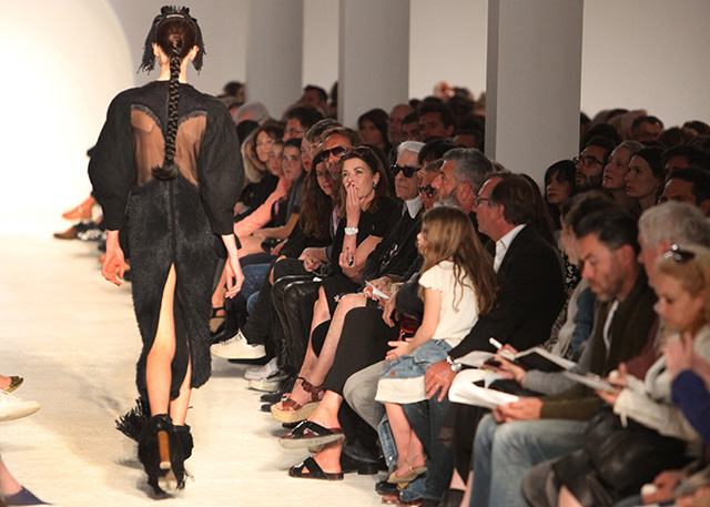 Модный мастер-класс от Карла Лагерфельд (фото 9)