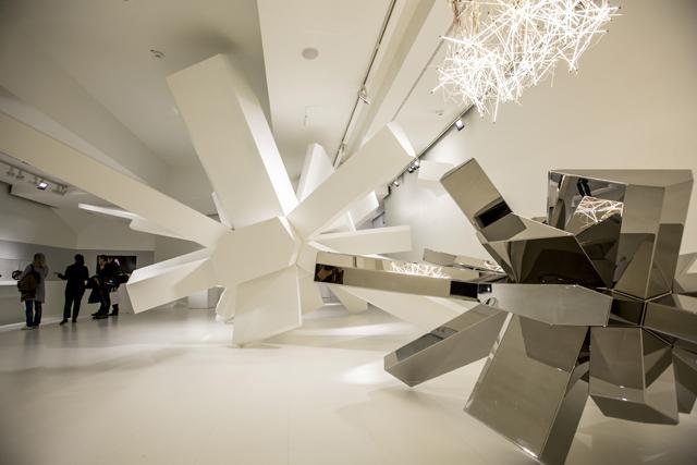 Инсталляции обновленного Swarovski Crystal Worlds (фото 1)