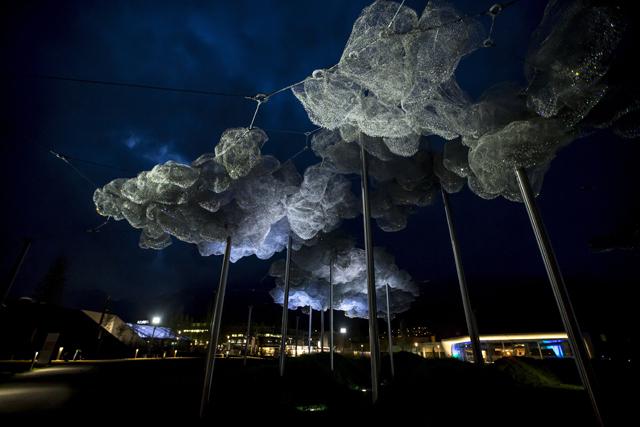 Инсталляции обновленного Swarovski Crystal Worlds (фото 3)