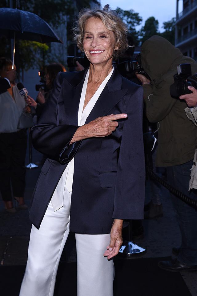 Джорджо Армани отметил 40 лет работы в модной индустрии (фото 9)