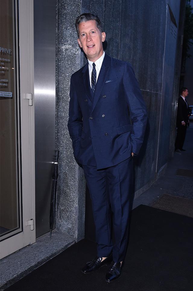 Джорджо Армани отметил 40 лет работы в модной индустрии (фото 5)