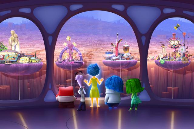 """Каннский дневник: """"Головоломка"""" от студии Pixar и интервью с режиссером """"Наемницы"""" Дени Вильневом (фото 1)"""