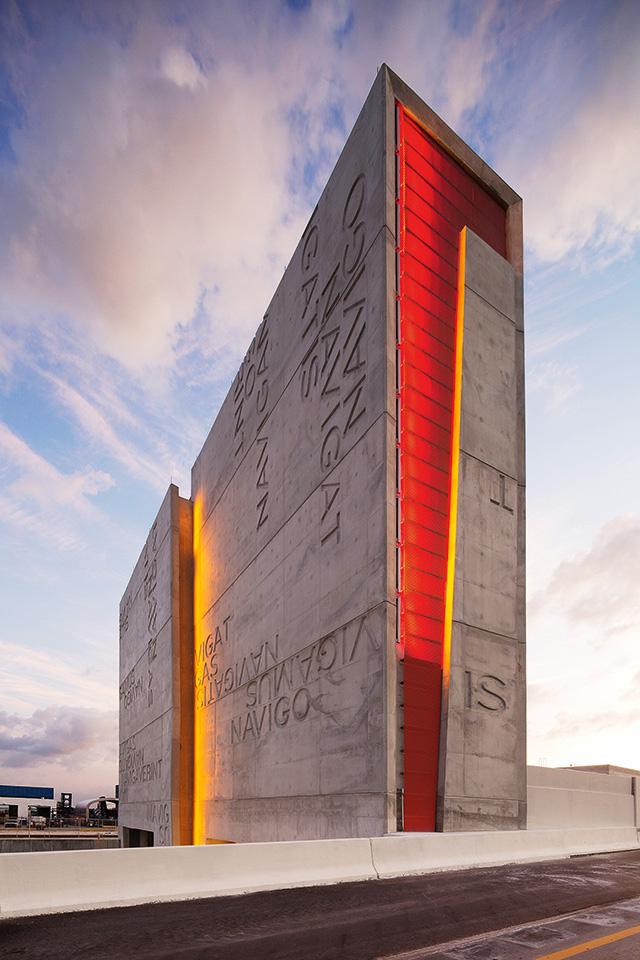 Да будет свет: архитектурные эксперименты с иллюминацией зданий (фото 6)