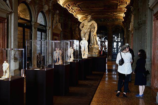 Выставки в италии