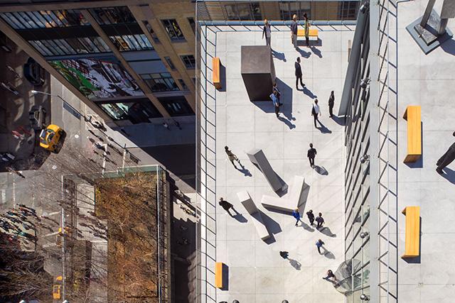 Где живет искусство: новое здание Музея Уитни в Нью-Йорке (фото 11)