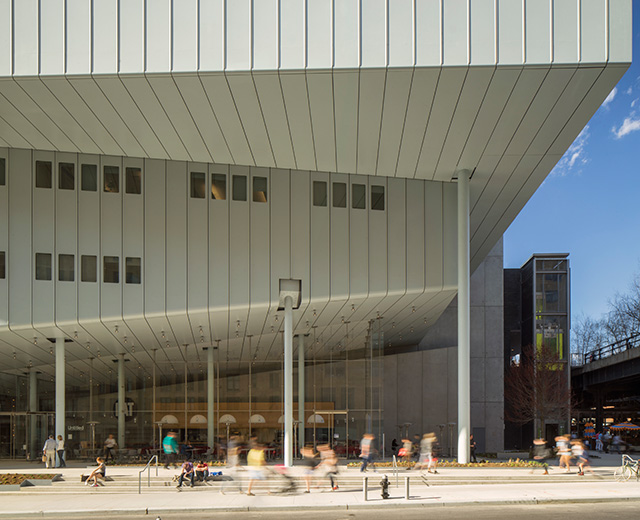 Где живет искусство: новое здание Музея Уитни в Нью-Йорке (фото 2)