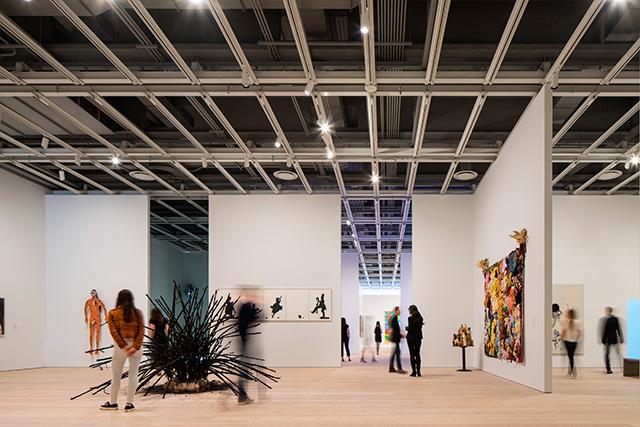 Где живет искусство: новое здание Музея Уитни в Нью-Йорке (фото 10)