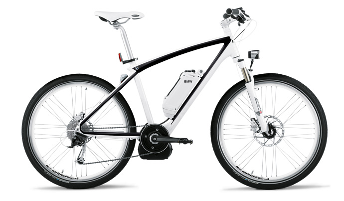 BMW представляет Cruise Electric Bike
