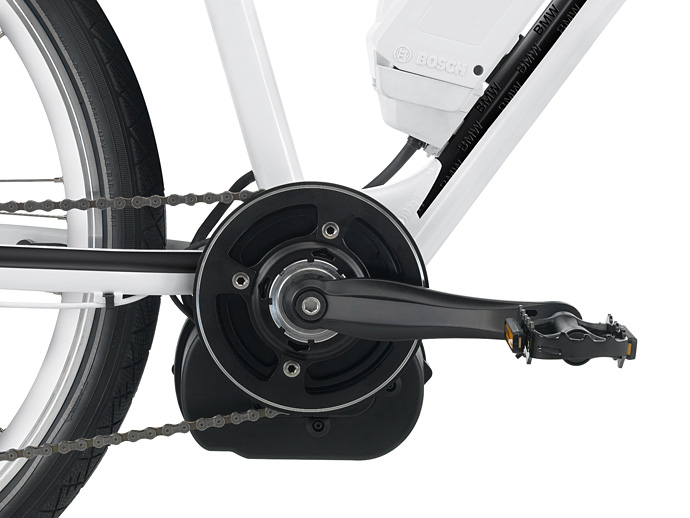 BMW представляет Cruise Electric Bike (фото 1)