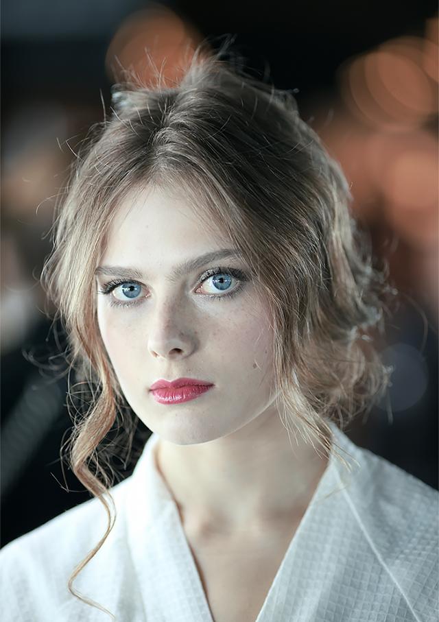Тот, да не тот: чем отличался макияж на московском показе Giorgio Armani FW-2016 (фото 1)