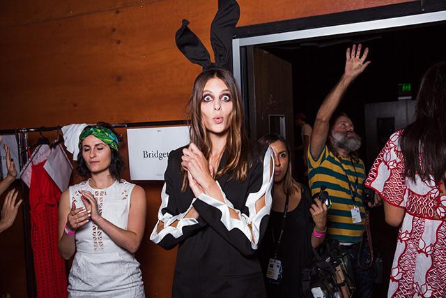 Неделя моды в Австралии: лучшие показы (фото 5)