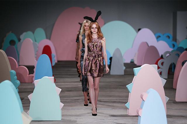 Неделя моды в Австралии: лучшие показы (фото 3)