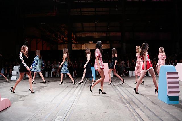 Неделя моды в Австралии: лучшие показы (фото 4)