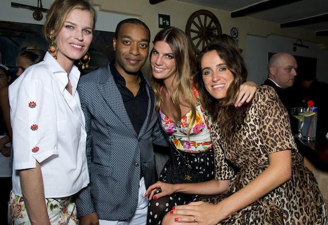 Коктейль Dolce & Gabbana на Капри (фото 1)