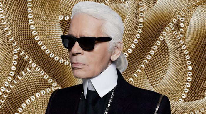 Карл заявил, что в отличие от дизайнера бреда valentino, он никаким образом не будет связан с комедией