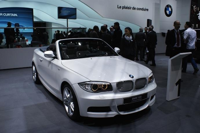 2013 BMW 135i Cabriolet