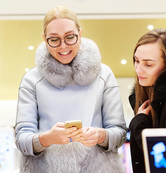 Самый популярный — розовый: iPhone 6s и iPhone 6s Plus теперь и в Москве (фото 3)