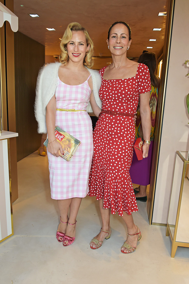 Вечеринка в честь открытия бутика Charlotte Olympia в Лондоне (фото 5)
