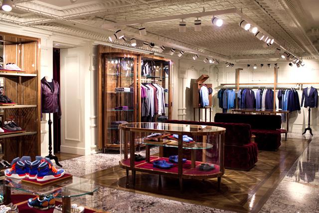 Dolce & Gabbana открывают новый бутик в Москве (фото 6)