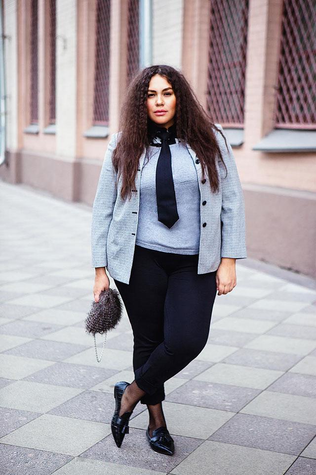 """""""Нас много, и мы классные"""": где москвички покупают одежду plus size (фото 3)"""