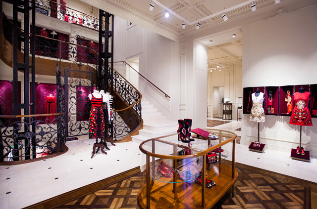 Dolce & Gabbana открывают новый бутик в Москве (фото 2)
