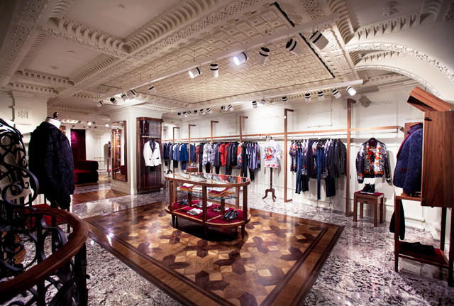 Dolce & Gabbana открывают новый бутик в Москве (фото 3)