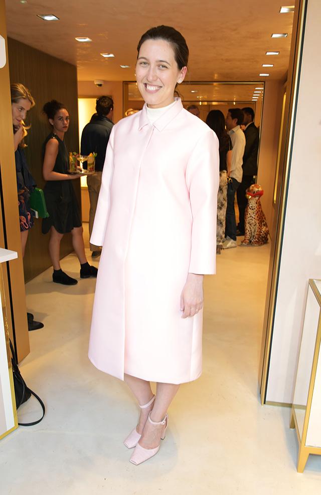 Вечеринка в честь открытия бутика Charlotte Olympia в Лондоне (фото 6)