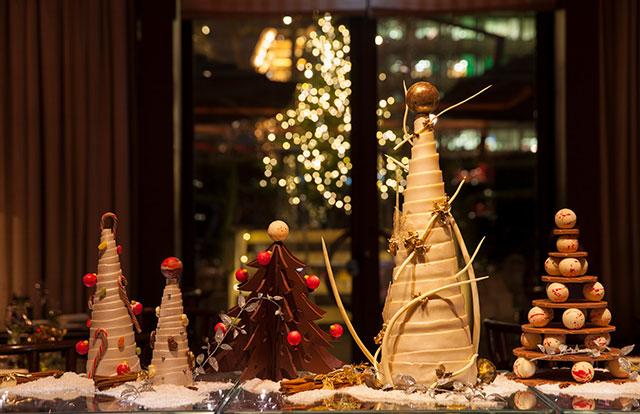 рождество в ресторанах москвы