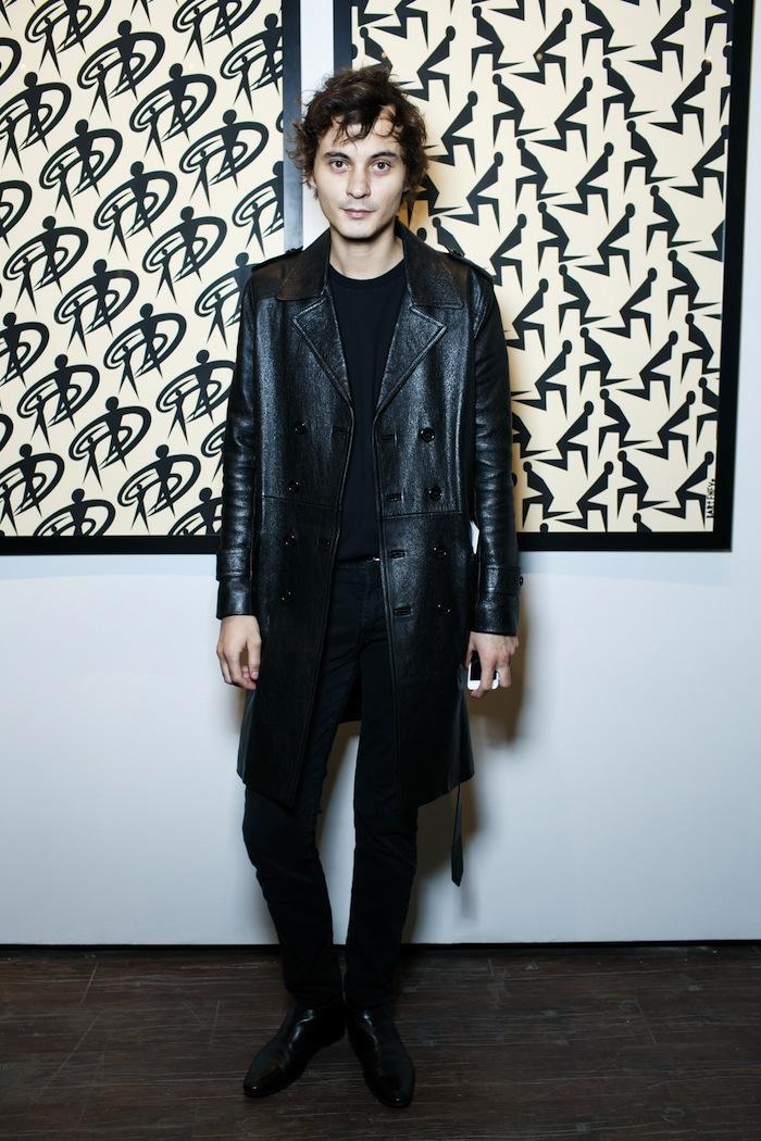 Открытие выставки Андрея Бартенева в ММОМА (фото 8)