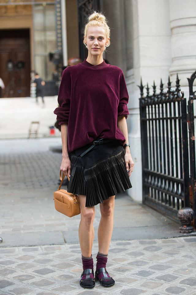 Неделя мужской моды в Париже, весна-лето 2016: street style. Часть 1 (фото 1)