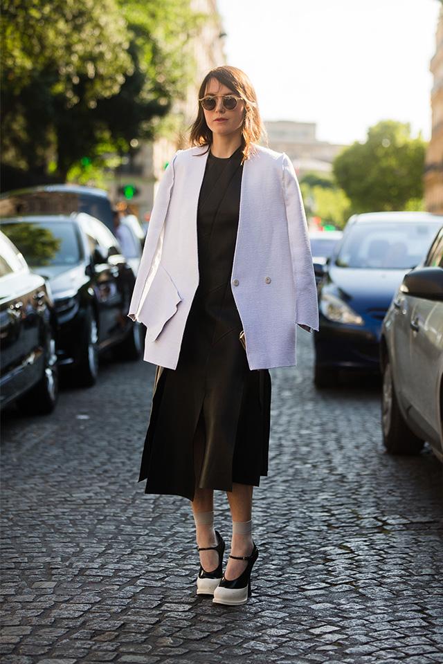 Неделя мужской моды в Париже, весна-лето 2016: street style. Часть 1 (фото 16)