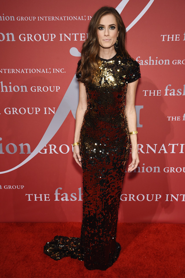 Церемония Fashion Group International Night of Stars (фото 7)