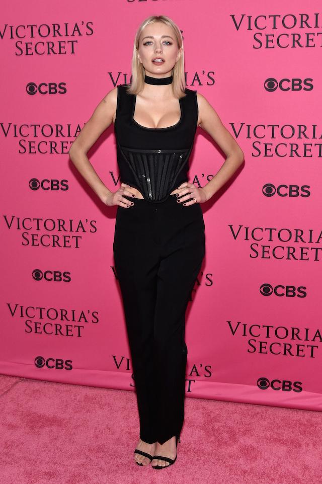 Гости показа Victoria's Secret в Нью-Йорке (фото 9)