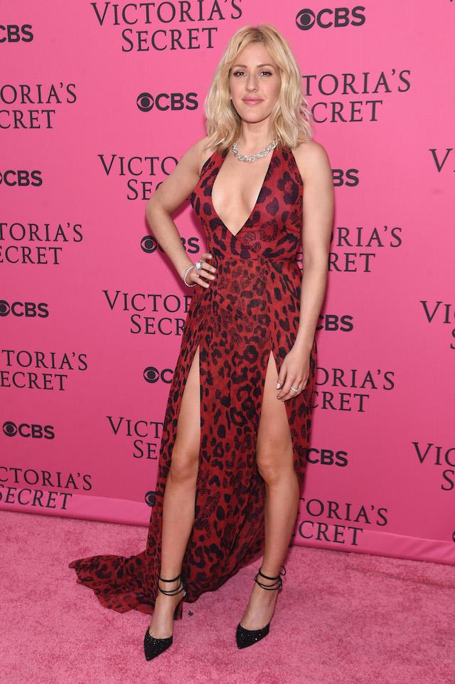 Гости показа Victoria's Secret в Нью-Йорке (фото 8)