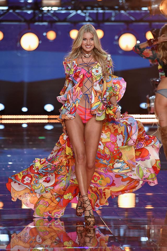 Гости показа Victoria's Secret в Нью-Йорке (фото 20)