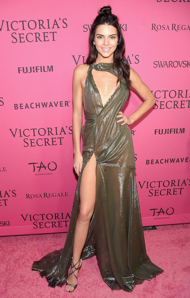 Гости показа Victoria's Secret в Нью-Йорке (фото 7)