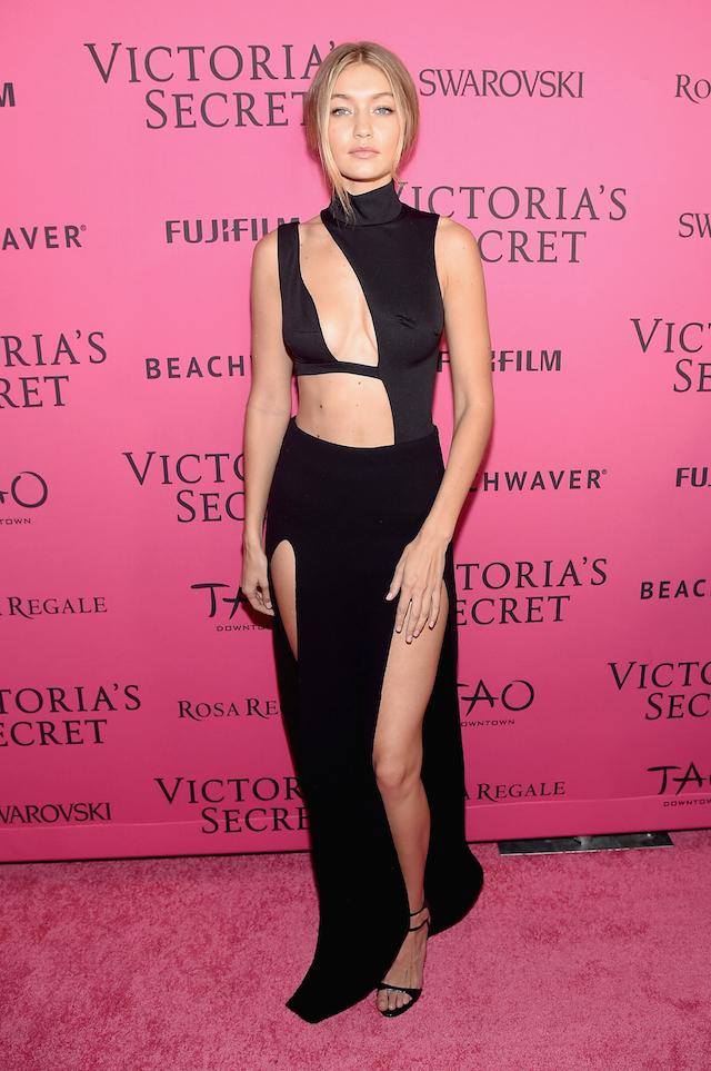 Гости показа Victoria's Secret в Нью-Йорке (фото 5)