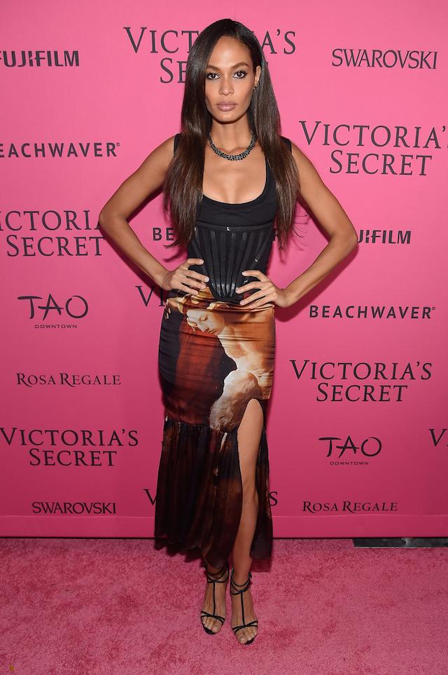 Гости показа Victoria's Secret в Нью-Йорке (фото 4)