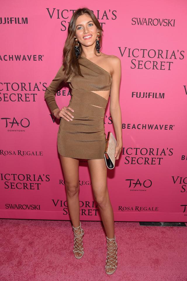 Гости показа Victoria's Secret в Нью-Йорке (фото 10)