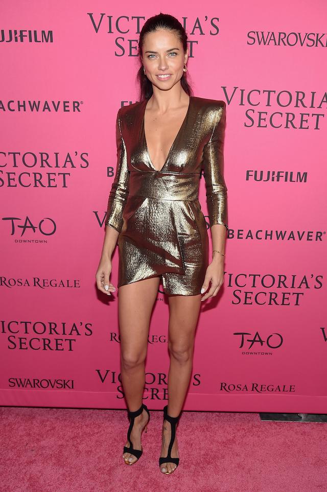 Гости показа Victoria's Secret в Нью-Йорке (фото 1)